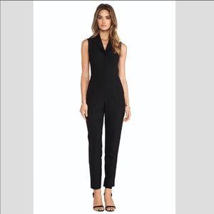 Trina Turk NWT Black Aida Jumpsuit Size 6